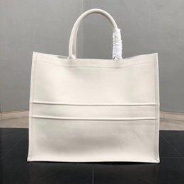 moda Classic Lady Doodle vera pelle vera pelle signore Casual Borse di tela borsa a tracolla obliqua per le borse della spesa in Offerta