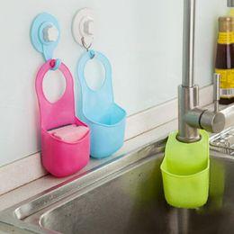 $enCountryForm.capitalKeyWord Australia - 2016 High Quality New Arrival Creative Folding Silicone Hanging Storage Holders Kitchen Bathroom Storage Holders &