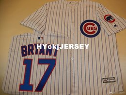 $enCountryForm.capitalKeyWord Australia - Cheap custom Chicago #17 KRIS BRYANT Cool Base Sewn Baseball Jersey W Patch NEW Mens stitched jerseys Big And Tall SIZE XS-6XL For sale