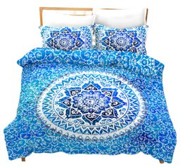 China Bohemian Vintage Bed Sets,Summer Autumn Cotton Family High End Soft Duvet Cover Sets for Adults Comforter Cover Pillowcase with Zipper suppliers