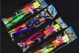$enCountryForm.capitalKeyWord Australia - 2000Pcs Flash Copter Amazing LED Light Up Arrow Rocket Helicopter Rotating Flying Toy Party Fun Gift