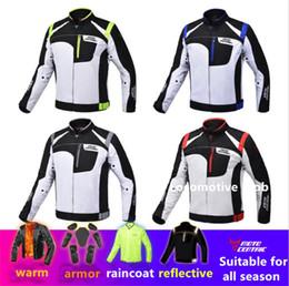 2019 MOTOCENTRIC Jersey hombres ropa de la motocicleta conjunto trajes de carreras calientes desgaste de la motocicleta motocicleta viaje impermeable MC