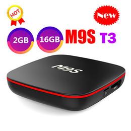 $enCountryForm.capitalKeyWord Australia - New M9S T3 Allwinner H3 Android TV Box 2GB 16GB Quad Core 100M Lan 2.4G WiFi 4K VP9 HDR10 IPTV Android Smart media player BETTER TX3 H96 X96