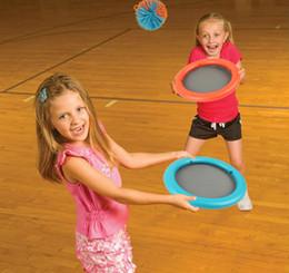$enCountryForm.capitalKeyWord Australia - Kids Sports Games Toss and Catch Ball Super Disk Set Indoor Outdoor Activity Game For Children