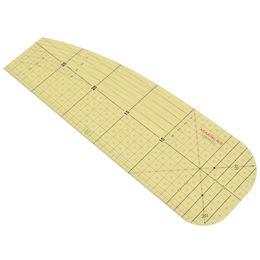 $enCountryForm.capitalKeyWord UK - Hot Ironing Measuring Ruler Patchwork Sewing Tools For Clothing Making DIY Sewing Supplies
