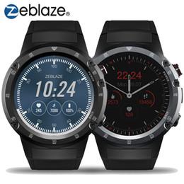 "Discount phone 5mp - Zeblaze THOR 4 Plus 4G Smart Watch Phone MTK6739 Android 7.1.1 Quad Core 1GB+16GB 5MP Camera 1.4"" AMOLED Display Sm"