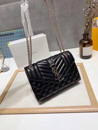 Mens handbags online shopping - 2019 New Men Single Shoulder Bag Classic Inclined Shoulder Bag Handbags Messenger Bag Wallets Mens Bags Gifts