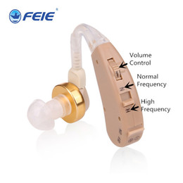 Fda hearing aids online shopping - Cheap Sound Amplifier Mini Devices Bte Beige Headphone Deaf Hearing Aid for Elderly Apparecchio Acustico S