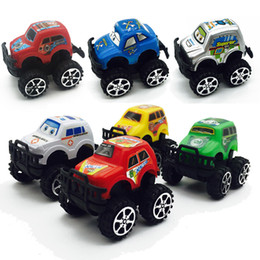 wholesale pull back toys Australia - Huili small toy, candy color pocket, Huili car, cross-country toy car, hot selling around school