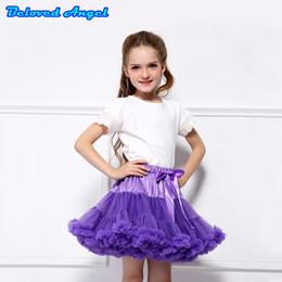 $enCountryForm.capitalKeyWord Australia - Fashion Baby Girls Tutu Skirts Princess Pettiskirt Ballet Dance Tutu Skirt Kids Party Costume Ball Gown for 0-16 Ys Chlidren