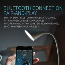$enCountryForm.capitalKeyWord NZ - new speaker bluetooth speaker lamp night light mini wireless bluetooth speaker for laptop night child adult use