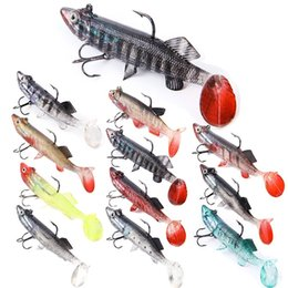 $enCountryForm.capitalKeyWord Australia - 8Cm-14Cm Soft Bait Multi-color Selection Package Lead Fish Lure 5562