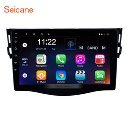 Car stereos for toyota rav4 online shopping - HD Touchscreen inch Android GPS Navi Car autoradio for Toyota RAV4 with WIFI USB Bluetooth support DVR Backup Camera TV
