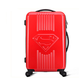 $enCountryForm.capitalKeyWord UK - ABS PC rolling luggage 20 24 inch travel bag on wheels travel suitcase for Hero fans