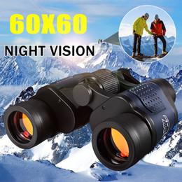 للرؤية الليلية 60x60 3000 متر عالية الوضوح في الهواء الطلق الصيد مناظير تلسكوب hd للماء للصيد في الهواء الطلق