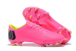 Collections Shoes Canada - latest MV XII FG Soccer shoes pink Mens football boots silver soccer shoes purple MV12 Collection youth soccer cleats