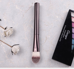 dense makeup brush NZ - Hourglass No.15 Foundation Blush brush - Soft Dense Hair Tapered Shaped Cream Liquid Foundation brush - Beauty makeup brushes Blender 10 pcs