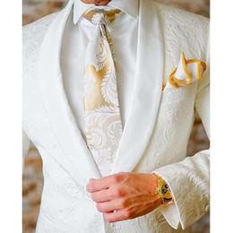 Men Slim Fit Suits Sale Australia - Hot Sale 9 Colors Men Wedding Suits 2018 Slim Fit Groom Tuxedos Groomsman Blazer Suits For Men 2 Piece (jacket+pants) Y190418