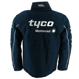 2018 Motorradjacke Auto Sweatshirt für BMW TAS Racing Motorrad Motorsport Tyco Sportjacke