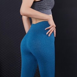 $enCountryForm.capitalKeyWord Australia - Colorvalue Super Soft Hip Up Yoga Fitness Pants Women 4-Way Stretchy Sport Tights Anti-sweat High Waist Gym Athletic Leggings