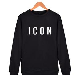 SweatShirt fur SleeveS online shopping - 2017 Hot Sale Fashion Brand Icon Hoodies Sweatshirt hoodie Funny Casual hip hop hoodies men Print Pattern capless men ClothingXXLGUCCI