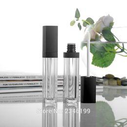 High End Lipstick Australia - 10ML 50pcs lot Arcylic Empty Lip Gloss Tube, DIY High-end Lipstick Refillable Tube, Top Quality Eyelash Cream Cosmetic Container