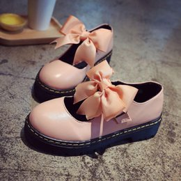 japanese lovely dolls UK - Lolita small leather shoes summer soft platform Japanese Mary Jane women's single shoes lovely round head student doll