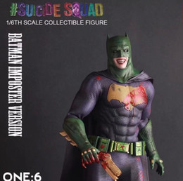 Joker Hot Toys Australia - NEW hot 30cm Batman cosplay Joker Justice League action figure toys collector Christmas gift doll with box
