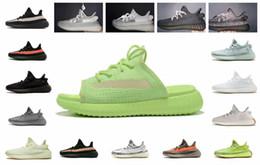$enCountryForm.capitalKeyWord NZ - v2 Slipplers Black Reflective Static Non 3M Slipper Blue Tint Copper Zebra Cream White Mens Women Athletics Shoes Designer Shoe clay sneaker