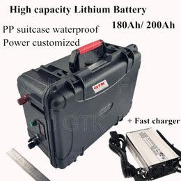 Batteries Rechargeable 26650 Lifepo4 12v 20ah Battery For Solar Led Light Electric Scooter Power Tool Medical Equipment+charger