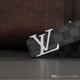 Mens leather belts sale online shopping - SALE Hot New Men s Belts Luxurys Pin buckle genuine leather belts for men designers mens belt women waist belts