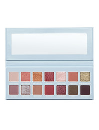 Big eye shadow palette online shopping - 2018 Cosmetics Christmas Edition colors Eyeshadow Palette Chill Baby Eye Shadow Cosmetic holiday collection Baby Its Cold Outside DHL