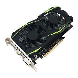 HIYAZONE GTX1050Ti Tarjeta de video DDR5 de 4 bits PCI-E de 4 GB Tarjeta de video para juegos de bajo consumo con interfaz HDMI / VGA / DVI-I en venta