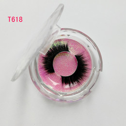 Cheap Cotton Stalks Australia - New style popular 3d silk eyelashes with Wholesale customized label High quality natural style 3d hair lashes with cheap price