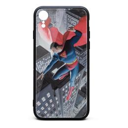 $enCountryForm.capitalKeyWord Australia - Alex ross superman iphone XR cases custom personalised case hard heavy case hippie retro scratch-resistant case