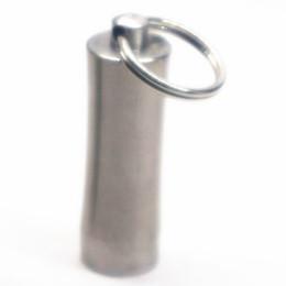 Titolare multifunzione stuzzicadenti Medicina dell'organizzatore di immagazzinaggio bottiglia all'aperto Old Man Mini portatile Medicina bottiglia del metallo scatola metallica DBC VT0390 in Offerta