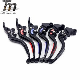 hydraulic brake clutch levers NZ - Brake Hydraulic Clutch Levers For YZF R15 V YZF R1 2020 2020 Motorcycle Accessories CNC Non-Slip YZFR15 YZF-R15