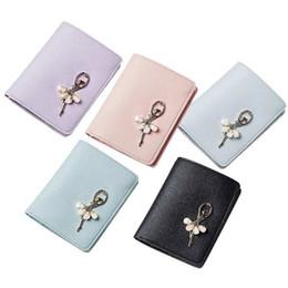 $enCountryForm.capitalKeyWord Australia - Simple Fashion Women Short Purse Pu Leather Solid Color Clutch Bag Dancing Girl Wallet Lady Coin Purses Fa1