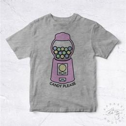 $enCountryForm.capitalKeyWord Australia - NEW Tee Shirt Candy Please BIO Gumball Machine 90 Kid Child Children Childhood hoodie hip hop t-shirt Tees Custom Jersey t shirt