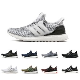 69a406f07 Ultra Boost 3.0 4.0 Triple Black and White Primeknit Oreo CNY Blue grey Men  Women Shoes Ultra Boosts ultraboost casual shoes us5-11