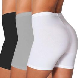 $enCountryForm.capitalKeyWord Australia - sports shorts yoga fitness female shorts three pants Large size stretch leggings cotton 3 points leggings