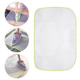 Bügelbrett pad Hauptkleidung bedecken Druckschutzwärmeisolierungsauflage hohe Temperaturbeständigkeit Bügelbretts pad Bügeln im Angebot