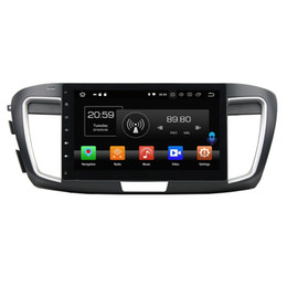 "phone mp3 radio UK - 10.1"" Android 8.0 Car DVD Player for Honda Accord 9 2013 2014 2015 2016 2017 RDS Radio GPS Bluetooth WIFI USB Mirror-link 4GB RAM 32GB ROM"