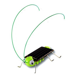 $enCountryForm.capitalKeyWord Australia - Solar grasshopper Educational Solar Powered Grasshopper Robot Toy required Gadget Gift solar toys No batteries for kids