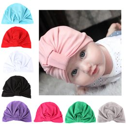 Cotton Winter Scarves Australia - Baby Hat Cotton Cap For Baby Girls Butterfly India Hat Scarf Set Children's Winter Hats Caps