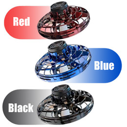 New electric online shopping - In Stock New Arrival FlyNova UFO flying toy The most tricked out flying spinner flynova flying spinning tops toys