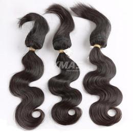 24 Inch Human Weft Braiding Hair UK - Brazilian Virgin Body Wave hair braids in weaves braid in bundles human hair bundles wholesale Brazilian hair extensions