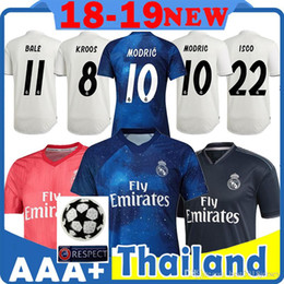 ac601306e65 Real Madrid Soccer Jersey Cheap Australia - cheap Real Madrid home jersey  10 Modric jersey 4