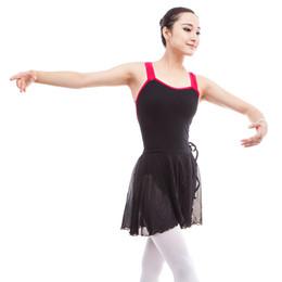 a03ebb2c3c889 Adult Dance Practice Clothes Gymnastics Leotards Backless Sleeveless  Spandex Cotton Ballet Leotards For Women Ballet Dancewear