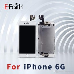 $enCountryForm.capitalKeyWord Australia - Grade A +++ LCD Display for iphone 6 6s &Touch Screen Digitizer full set Assembly with camera+home button flex cable+Earpiece Speaker